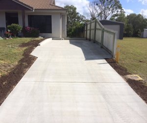 Pool Surrounds Howard, Footpaths Maryborough, Decorative Concreting Hervey Bay